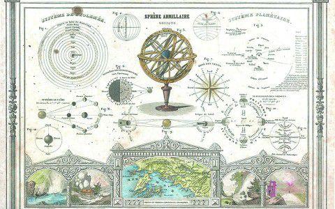 已開課-【一階天宮圖數學與基礎天文MA101】