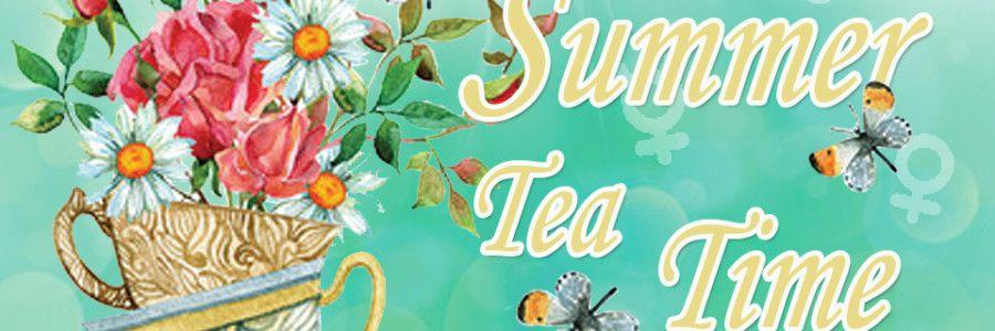 2016‧07月-Summer Tea Time!夏季占星分享茶會