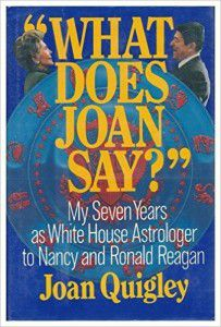 What Does Joan Say