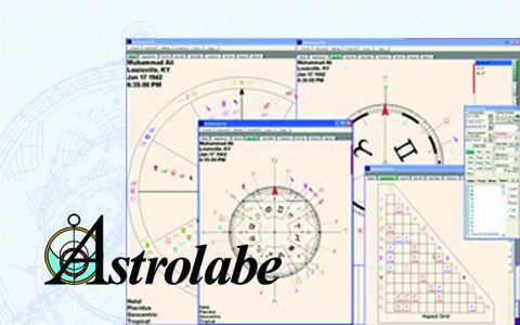 占星軟體-Nova Chartwheels