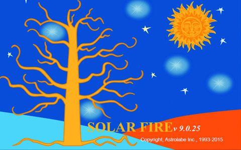 占星軟體-Solar Fire 9.0