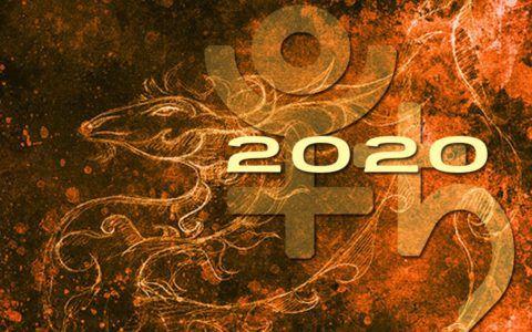 免費會員讀書會 -2020年的週期:土星與冥王星於交點合相